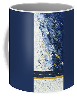Atmospheric Conditions, Panel 2 Of 3 Coffee Mug
