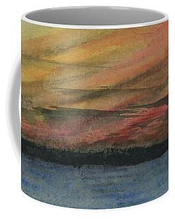 Atmospheric Dusk Coffee Mug by R Kyllo