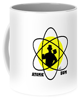 Atomic Bum Coffee Mug