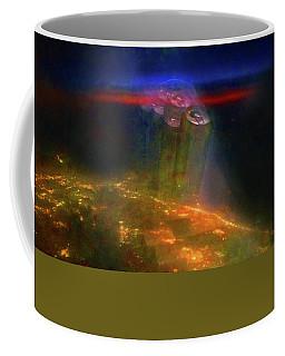 Attack Of The Aliens Coffee Mug