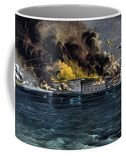 Attack On Fort Sumter Coffee Mug
