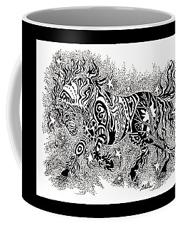 Attitude In Motion Coffee Mug