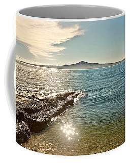 Auckland Harbour On A Winter's Afternoon Coffee Mug