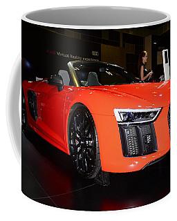 Audi R8 Coffee Mug