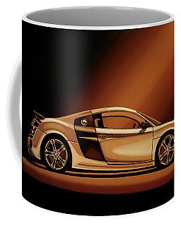 Audi R8 2007 Painting Coffee Mug