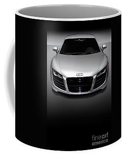 Audi R8 Sports Car Coffee Mug
