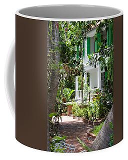 Audubon House Entranceway Coffee Mug