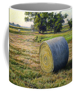 August Bale Study No.1 Coffee Mug