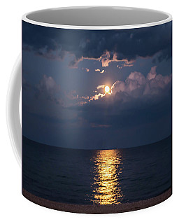 August Full Moon Coffee Mug