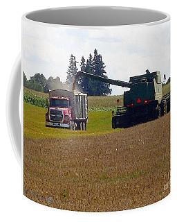 August Harvest Coffee Mug