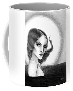 August Honey Colorless Coffee Mug