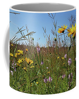 August Prairie Coffee Mug