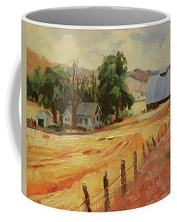August Coffee Mug