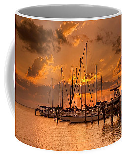 August Sunset Coffee Mug