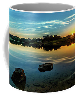 August Sunset Coffee Mug