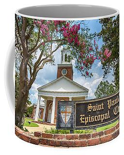 Augusta - Saint Paul's Episcopal  Coffee Mug