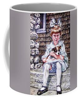 Aunt Eve 1919, Finders Keepers Coffee Mug
