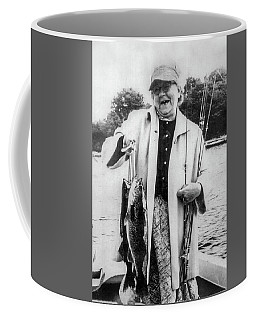 Aunt Grace Fishing Coffee Mug
