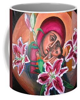 Aunt Katya's Icon Coffee Mug