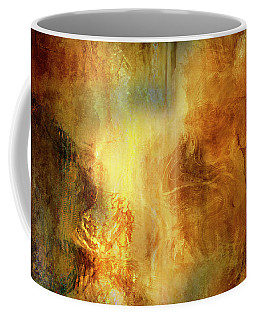 Auric Dawn - Abstract Art Coffee Mug