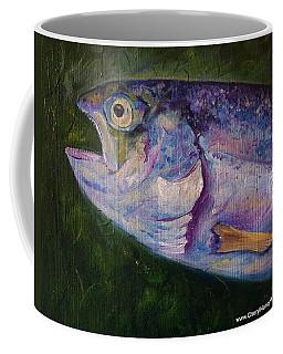Aurons Rainbow Trout Coffee Mug