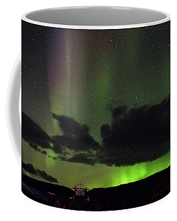 Aurora Activity Iceland Coffee Mug