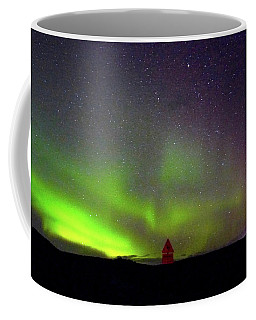 Borealis Road Coffee Mug