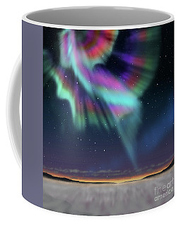 Aurora At Dawn Coffee Mug