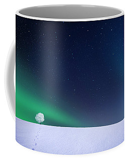 Aurora Coffee Mug