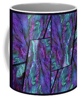 Aurora Borealis Geometry Coffee Mug