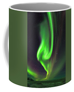 Aurora Burst Coffee Mug