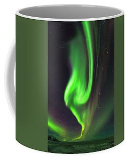 Aurora Burst Coffee Mug