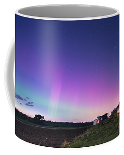 Aurora Energized Pepper Fields Coffee Mug