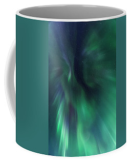 Aurora Kaleidoscope Coffee Mug