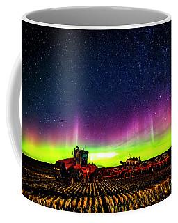Aurora On The Case Coffee Mug