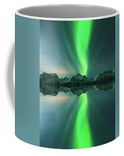 Aurora Powersurge Coffee Mug
