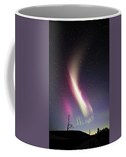 Auroral Phenomonen Called Steve 1 Coffee Mug
