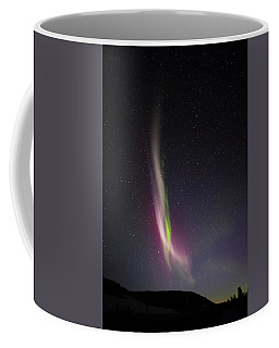 Auroral Phenomonen K Nown As Steve, 6 Coffee Mug