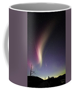 Auroral Phenomonen Known As Steve 2 Coffee Mug