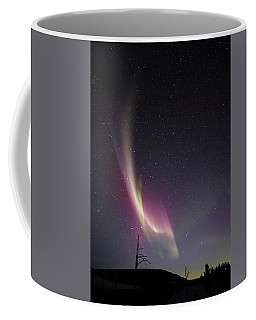 auroral Phenomonen known as Steve, 5 Coffee Mug