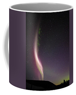 Auroral Phenomonen Known As Steve, 7 Coffee Mug