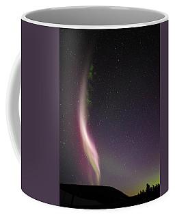 Auroral Phenomonen Known As Steve, 7 Coffee Mug