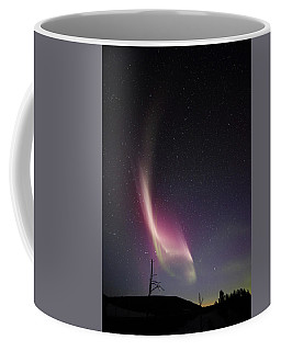 Auroral Phenomonen Knows As Steve, 4 Coffee Mug