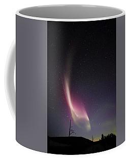 Auroral Phenomonen Knows As Steve, 4 Coffee Mug