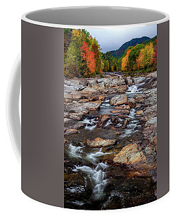 Coffee Mug featuring the photograph Ausable by Mark Papke