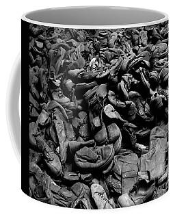Auschwitz-birkenau Shoes Coffee Mug