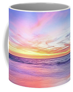 Aussie Sunset, Claytons Beach, Mindarie Coffee Mug by Dave Catley