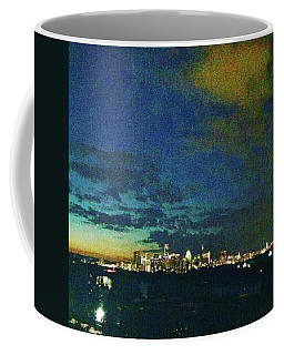 Austin At Dusk Coffee Mug