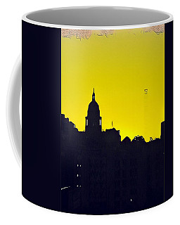 Austin Capital At Sunrise Coffee Mug