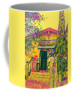Austin Java Electric Coffee Mug